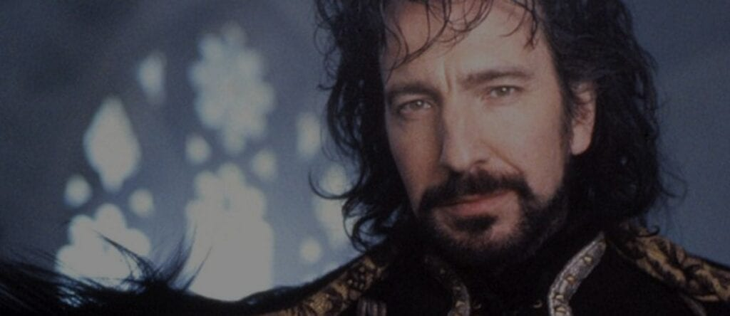 """Call off Christmas"" by Alan Rickman, AKA the Sheriff of Nottingham"