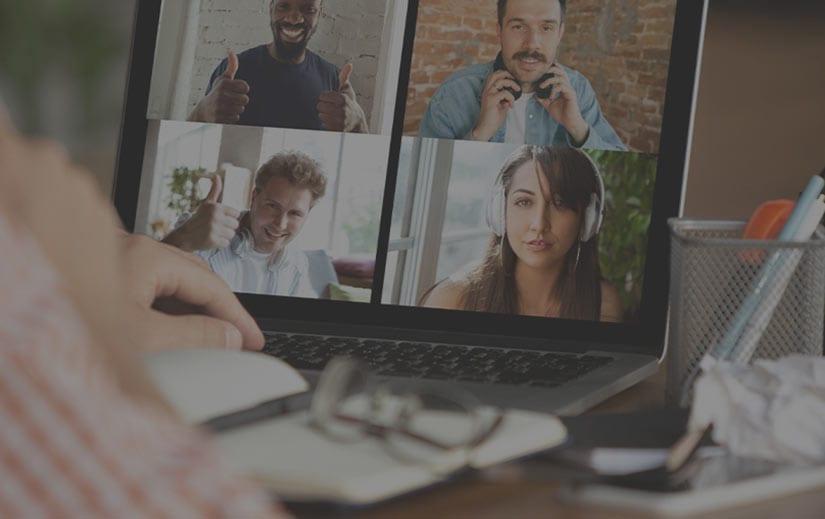 Team Building Online: 5 atividades virtuais para equipas remotas