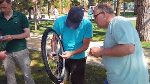 Project charity bike